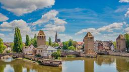 Find cheap flights to Strasbourg