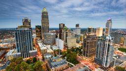 Find cheap flights from Europe to Charlotte