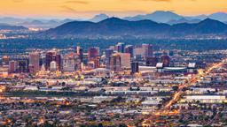 Find cheap flights from Kalamazoo to Phoenix