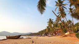 Find cheap flights from Washington Dulles Airport to Goa