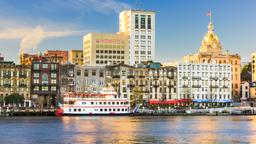 Find cheap flights from Puerto Rico to Savannah