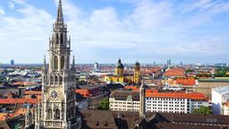 Find cheap flights from Amsterdam to Munich