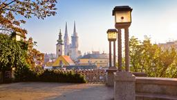 Find cheap flights from Newark Liberty Airport to Zagreb