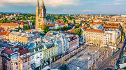Find cheap flights from Utah to Zagreb