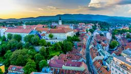 Find cheap flights from Wisconsin to Zagreb
