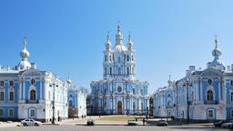 Find cheap flights from Las Vegas to Saint Petersburg
