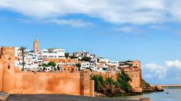 Find cheap flights from Eugene to Rabat