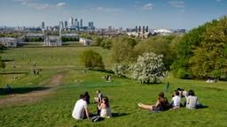 London hotels in Greenwich