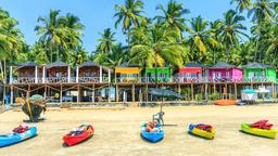 Canacona hotels near Palolem Beach