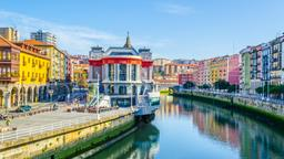 Find cheap flights from Chicago to Bilbao