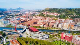 Find cheap flights from Yosemite National Park to Bilbao
