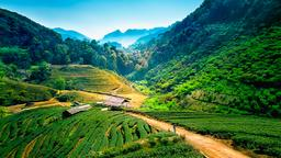 Find cheap flights from Krabi to Chiang Mai