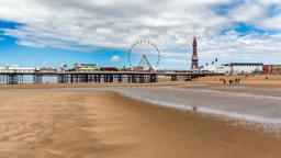 Blackpool hotels near Bloomfield Road
