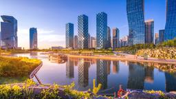 Find cheap flights from Phoenix to Incheon