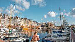 Honfleur bed & breakfasts