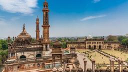 Find cheap flights from Illinois to Lucknow