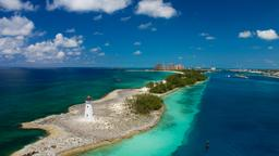 Find cheap flights from New York John F Kennedy Airport to The Bahamas