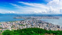 Find cheap flights from Newark Liberty Airport to Florianopolis Hercilio Luz