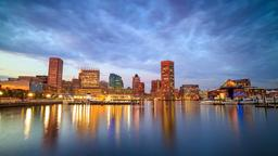 Find cheap flights from Belize to Baltimore