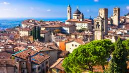 Find cheap flights from Worcester to Bergamo