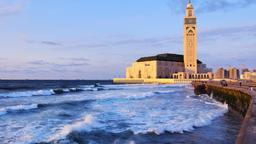 Find cheap flights from Massachusetts to Casablanca