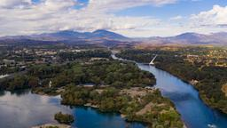 Find cheap flights from Washington to Redding