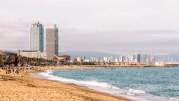 Find cheap flights from Wyoming to Barcelona