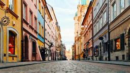 Find cheap flights from Missouri to Warsaw