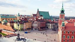 Find cheap flights from Indianapolis to Warsaw