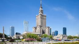 Find cheap flights from Mobile to Warsaw
