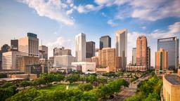 Find cheap flights from Detroit to Houston