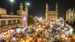 Find cheap flights from Oakland to Hyderabad