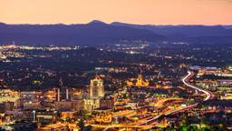 Find deals on international flights to Roanoke