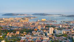 Find cheap flights to Toulon