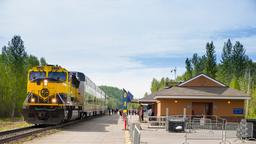 Anchorage hotels near Alaska Railroad Depot