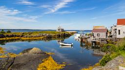 Find cheap flights from South Carolina to Nova Scotia