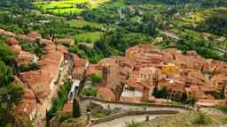 Moustiers-Sainte-Marie hotels