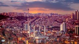 Find cheap flights from Burbank to Ankara