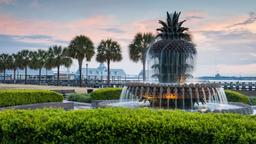 Find deals on international flights to Charleston