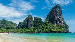 Find cheap flights from Tampa to Krabi
