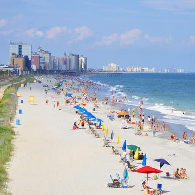 KAYAK Summer Travel Hacker Guide - Myrtle Beach