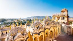 Find cheap flights from Florida to Jaipur