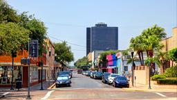 Find cheap flights from South Korea to McAllen