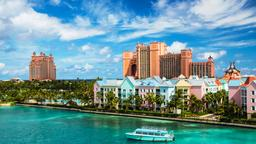 Find cheap flights from Grand Rapids to Nassau