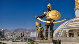Find cheap flights from District of Columbia to Turkmenistan