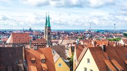 Find cheap flights from Arizona to Nuremberg