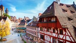Find cheap flights from Little Rock to Nuremberg
