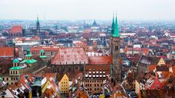 Find cheap flights from Greenville to Nuremberg