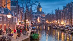 Find cheap flights from Tampa to Amsterdam