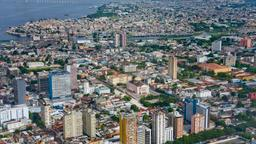 Find cheap flights from Chicago to Manaus